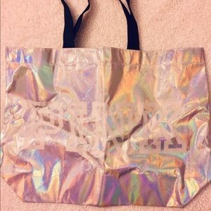 Victoria's Secret Holographic Tote